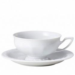 Filiżanka do herbaty Maria Biała