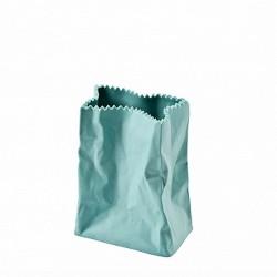 Wazon 10 cm Paper Bag miętowy