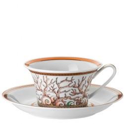 Filiżanka do herbaty Versace Etoiles de la Mer