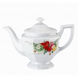 Dzbanek do herbaty (dla 6 osób) Maria Poinsecja