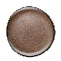 Talerz 22 cm Junto Bronze