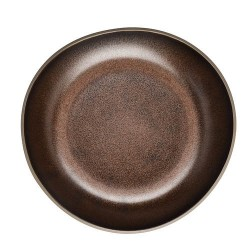 Talerz głęboki 22 cm Junto Bronze