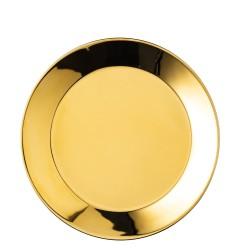 Talerz 22 cm Tric Gold