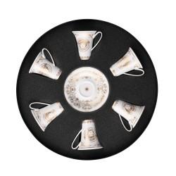 Zestaw filiżanek do espresso Versace Medusa Gala Gold