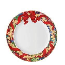 Talerz 22 cm Versace Christmas Reflections