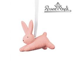 Rabbits - Zając mały różowy