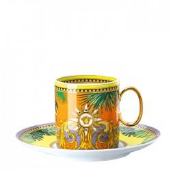 Filiżanka do kawy Versace Jungle