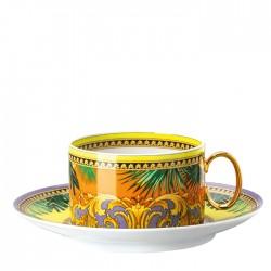 Filiżanka do herbaty Versace Jungle