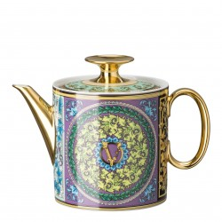 Dzbanek do herbaty Versace Barocco Mosaic