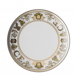 Talerz 21 cm Versace Virtus Gala White