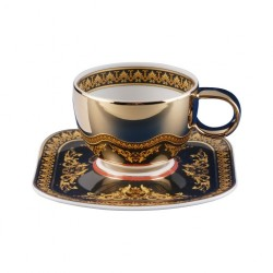 Filiżanka do espresso Versace Medusa Gold